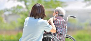小規模多機能型居宅介護での介護イメージ