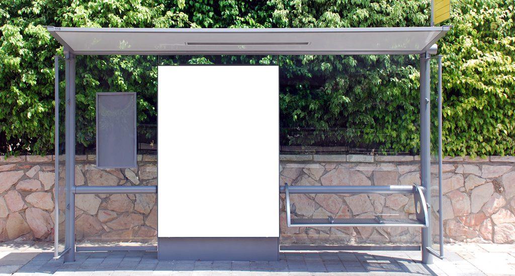 バス停のイメージ