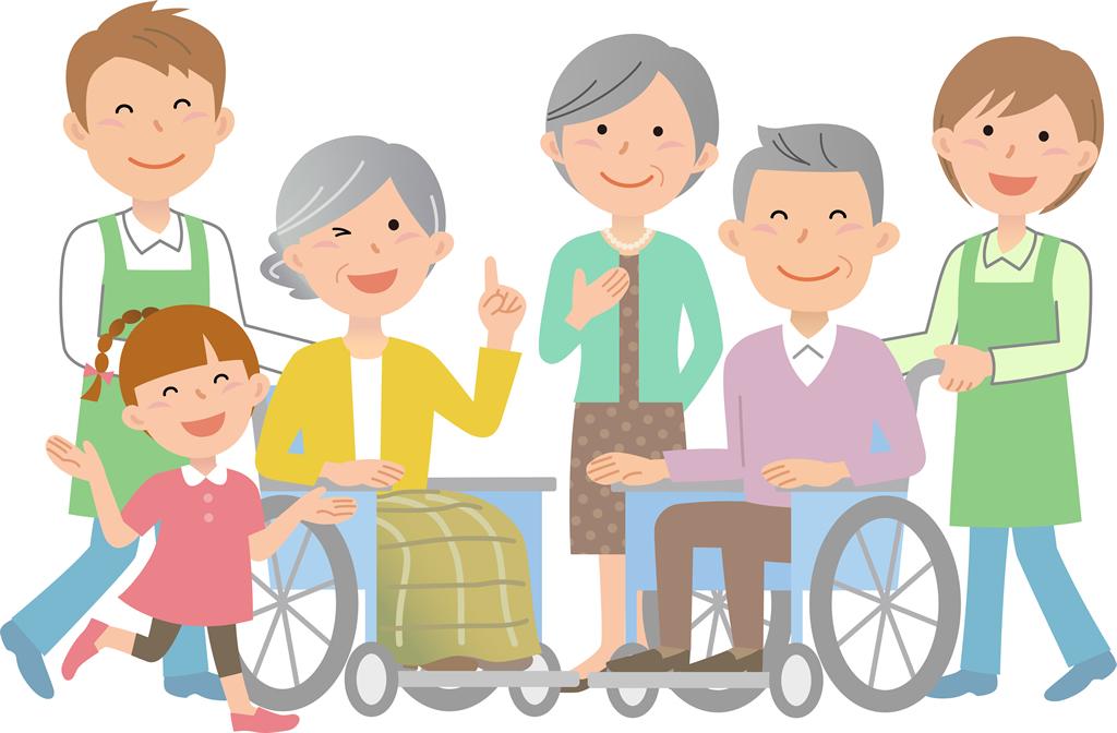 介護保険の未来のイメージ