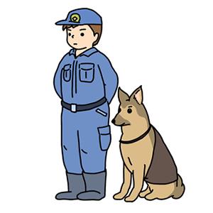 警察とiTSUMOのGPSの連携のイメージ